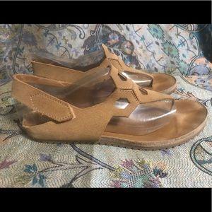 Pedro Garcia Jalia Geometric Sandals